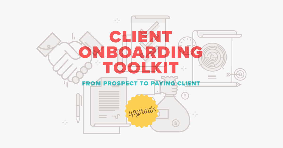 Client Onboarding Toolkit upgrade